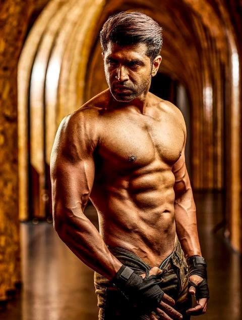 Arun Vijay Wiki, Biography, Family, Movies, Awards, Wife & more