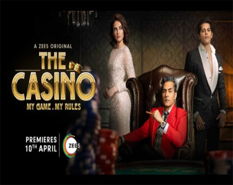 The Casino Web Series Zee5 Star Cast, Roles, Episodes & Review