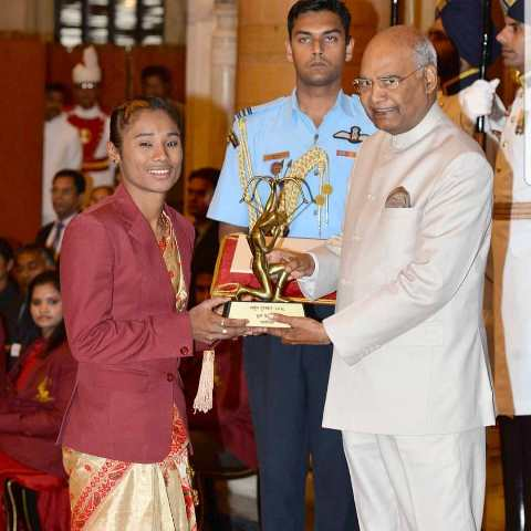 Hima Das Biography, Family, Record, Net Worth & Gold Medals