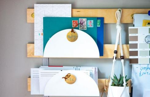 Mail Organizer To Place In Your Office
