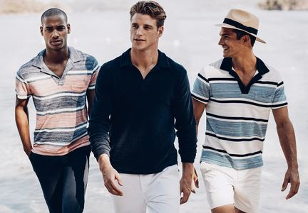 The Art Of Wearing Polo Shirts