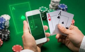 How can you start playing at an online casino
