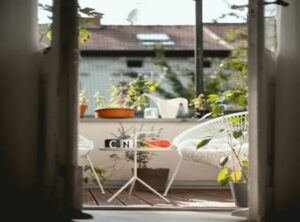 How to Style Your Balcony