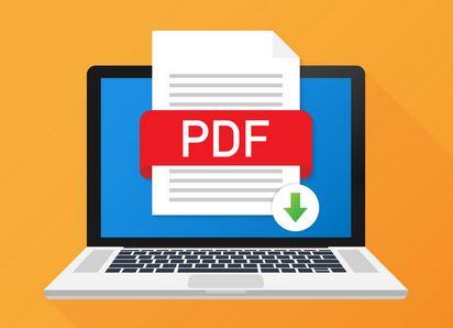 Portable Document Format File
