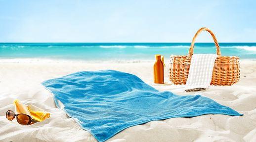 sand free beach towels