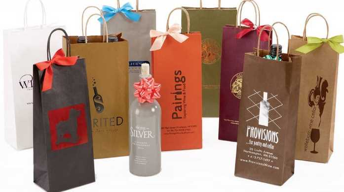 Use Printed Wine Bags To Add More Style To Your Marketing Events